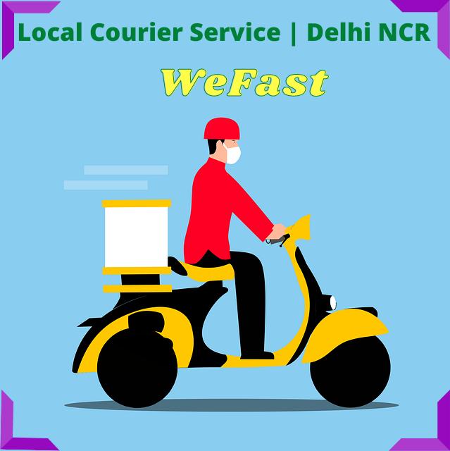 best-local-courier-delhi-wefast